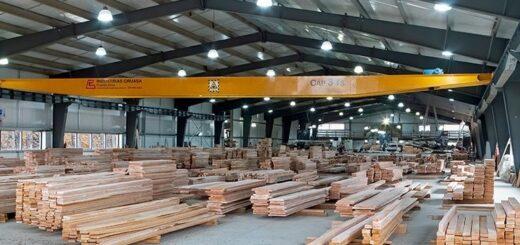 """Apicofom: """"Programas provinciales, puente cerrado y Aislamiento Obligatorio contribuyen con el buen momento del mercado de la madera en la región"""""""