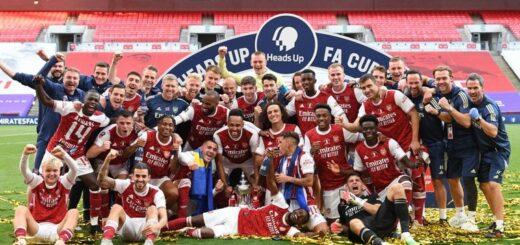 Arsenal venció a Chelsea y se consagró campeón de la FA Cup