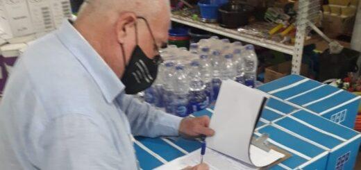 El Ministerio de Acción Cooperativa realizó inspecciones y detectó productos no aptos para comercialización