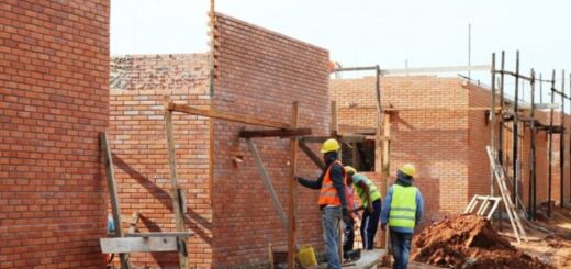 En Misiones, el empleo formal en la construcción se recuperó un 4,9% en junio