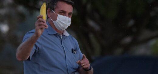 En medio de los estragos del coronavirus en Brasil, sube la popularidad de Bolsonaro