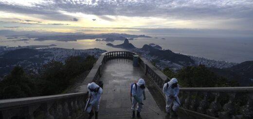 Coronavirus: Brasil superó los 107.000 muertos y 3,31 millones de casos