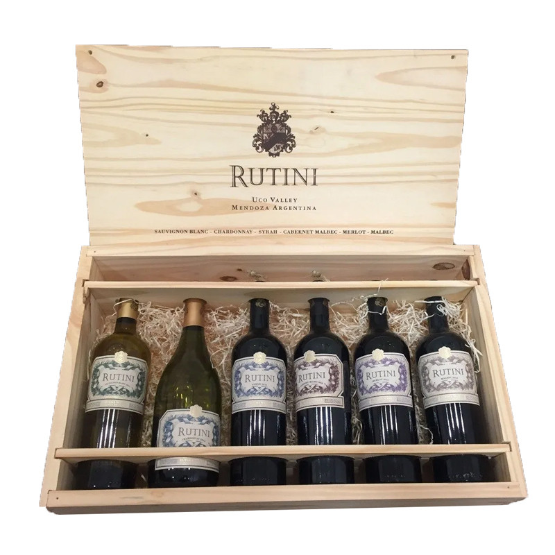 El mejor regalo: una caja con seis episodios de Rutini
