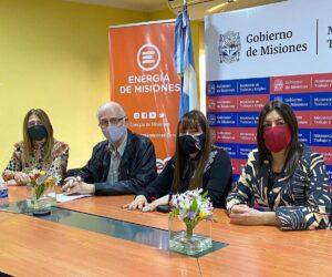 Energía de Misiones y el Ministerio de Trabajo capacitaron al personal por la Ley Micaela