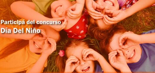 Inscribite y participá del fabuloso concurso del mes del Niño lanzado por Misiones Online
