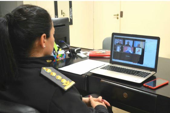 El SPP acordó con organismo internacional futuras capacitaciones para personal penitenciario