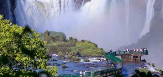 Cataratas del lado brasileño reabrieron las puertas a los turistas con protocolo especial