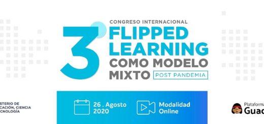 Tercer Congreso de Flipped Learning: con asistentes de toda Latinoamérica, durante más de 9 horas analizaron en Misiones la educación actual y el modelo mixto postpandemia