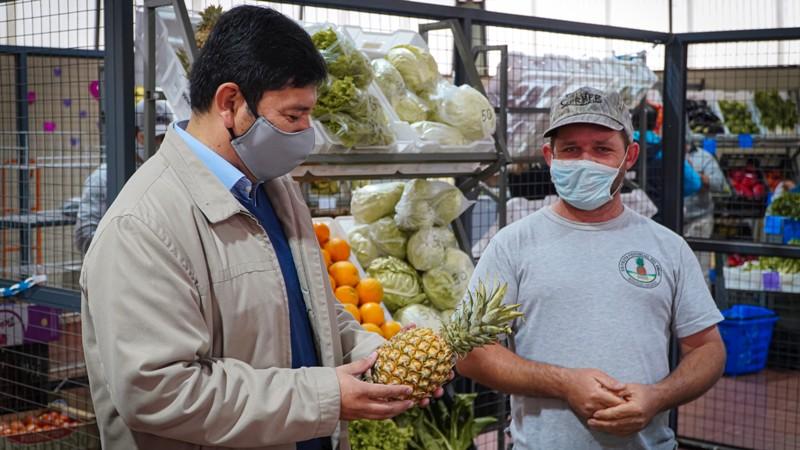 El Mercado Concentrador de Oberá ya es un centro de abastecimiento habitual para la familia