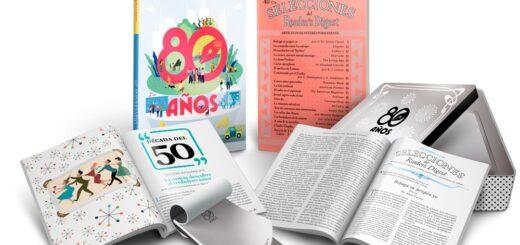 Histórico: la revista Selecciones cumple 80 años y lo festeja con una edición deluxe de colección, única y limitada