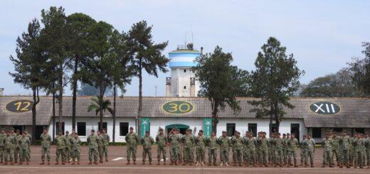 Un soldado del Regimiento de Infantería de Apóstoles dio positivo para coronavirus