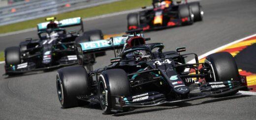 Fórmula 1: Lewis Hamilton tuvo una aplastante victoria en el GP de Bélgica y se aleja en la punta del campeonato