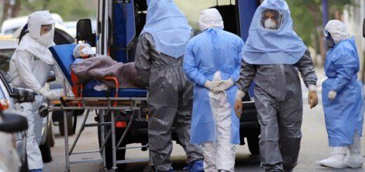 En Argentina se reportaron 80 nuevas muertes por coronavirus y el total de víctimas asciende a 8129