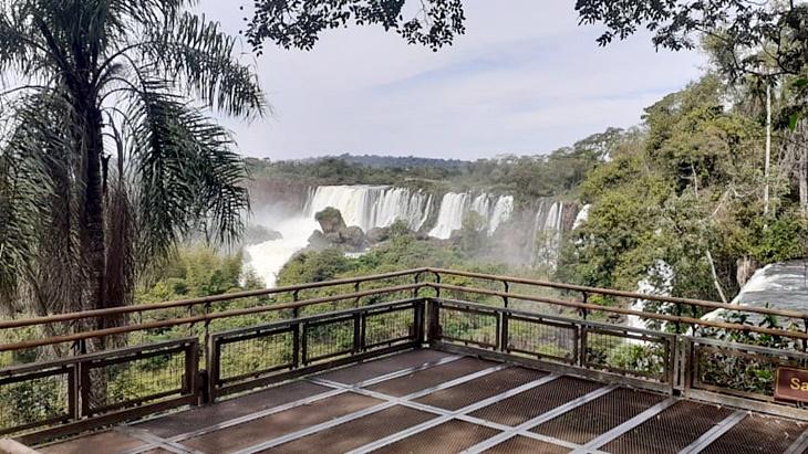 Con la incorporación de las Cataratas al turismo interno, en Iguazú invitan a disfrutar del atractivo y las ofertas disponibles