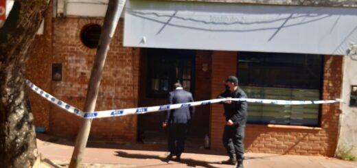 Atacaron la sede del INADI en Misiones y dejaron un cuchillo sobre un escritorio