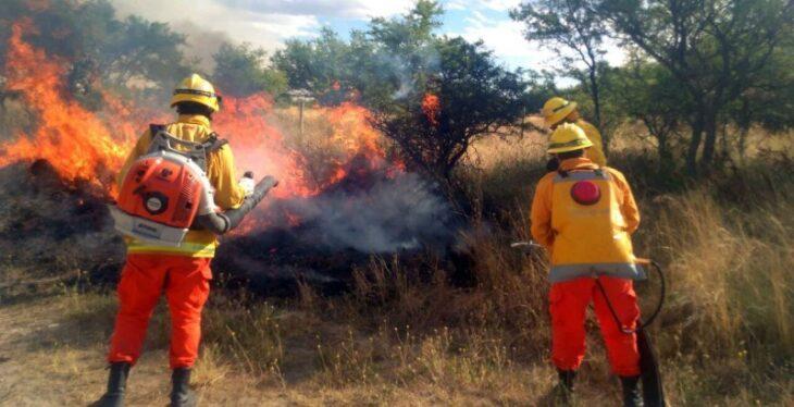 Alerta por incendios: recuerdan que está prohibido realizar quemas