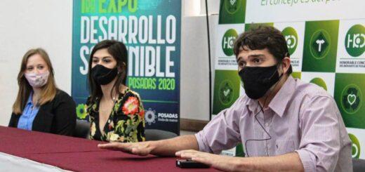 Más de 50 instituciones participaron con éxito de la 1° Expo de Desarrollo Sostenible