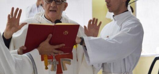 """Carta del obispo de Posadas, Juan Rubén Martínez: """"El Seminario Santo Cura de Ars"""""""