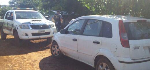 Secuestraron en Oberá un automóvil involucrado en un hecho de estafa