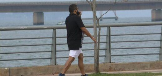 Posadas: más de 30 mil personas disfrutaron de las caminatas recreativas
