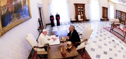 Alberto Fernández agradeció al Papa Francisco su apoyo en la negociación con los bonistas de Wall Street
