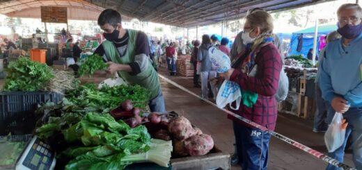 Las Ferias Francas cumplen 25 años este mes y los productores destacan buenas ventas