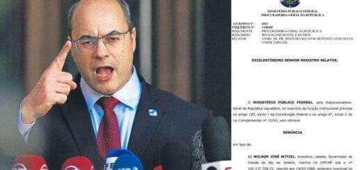Suspendieron al gobernador de Río de Janeiro: lo acusan de cometer desfalco