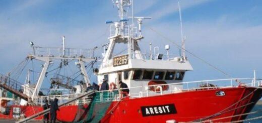 Coronavirus: ancló en Santa Cruz un pesquero con 29 tripulantes contagiados
