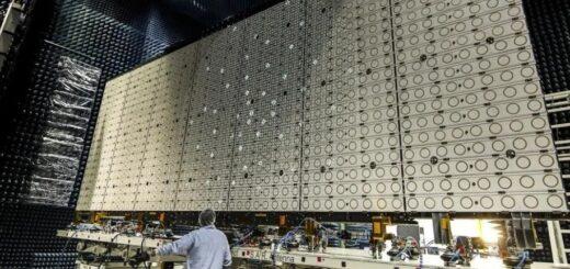 Finalizó la última prueba del satélite Saocom 1B en Bariloche y está todo listo para su lanzamiento