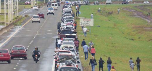 Cierre de fronteras: descartan el cierre de la oficina de consulado paraguayo en la zona primaria que permite enviar medicamentos a ese país
