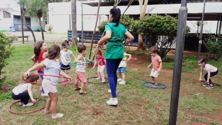 Con una prueba piloto, los jardines maternales retoman sus actividades la próxima semana