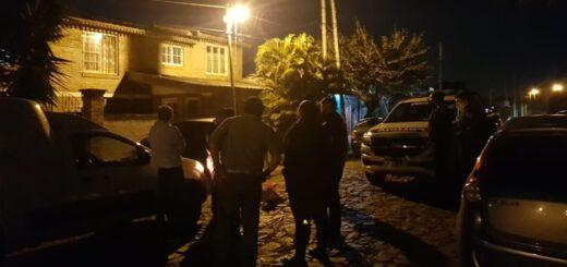 La Policía suspendió una fiesta clandestina en Posadas de la cual participaban 24 personas