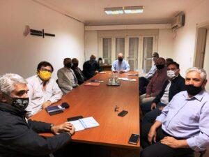 El Movimiento Industrial Misionero analizó junto al ministro del área la situación