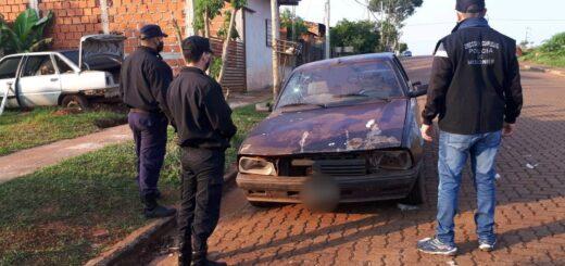 Detienen a cuatro jóvenes en Posadas y desbaratan una banda de ladrones