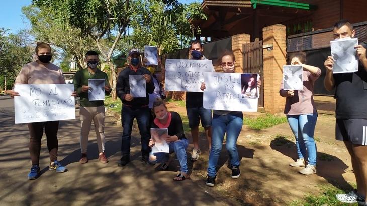 El acusado de ejecutar de un tiro a su madrastra en Iguazú confesó el crimen