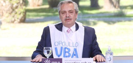"""Alberto Fernández: """"Las sociedades del presente son ricas por el desarrollo de la educación, la ciencia y la tecnología"""""""