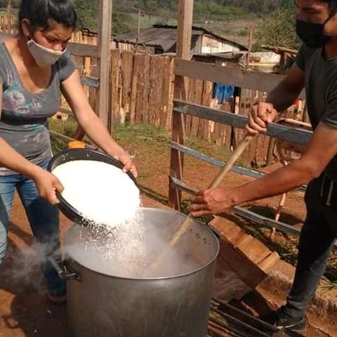 Día del Niño: la historia del merendero que comenzó con una olla prestada y hoy está en tres barrios posadeños