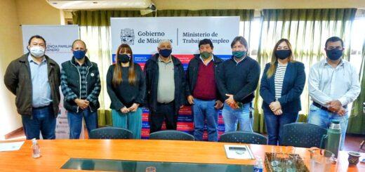 La ministra de Trabajo y Empleo se reunió con autoridades de UATRE para continuar lineamientos de trabajo en conjunto