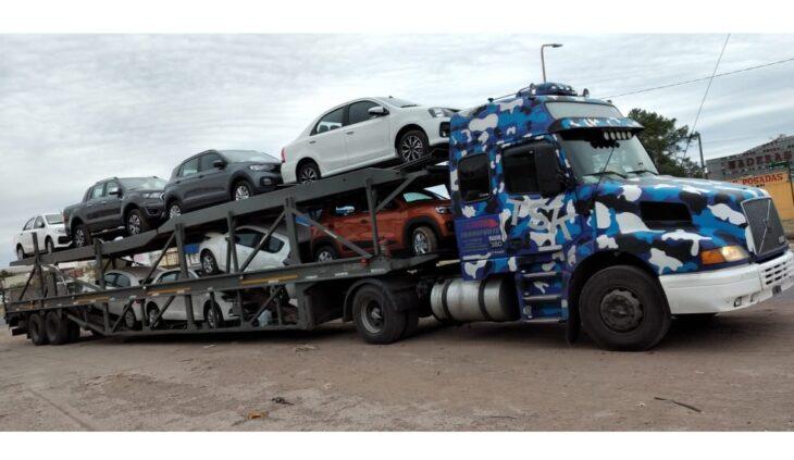 Cumpliendo sueños: el camión que realiza las entregas de Autonativa recorrió Corrientes, Misiones y en esta ocasión llegó a Chaco