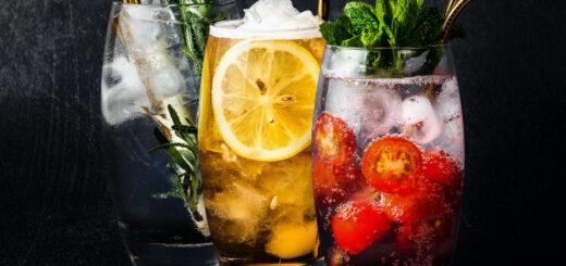 Cinco exquisitos (y sencillos) tragos para que los prepares y sorprendas a tus invitados