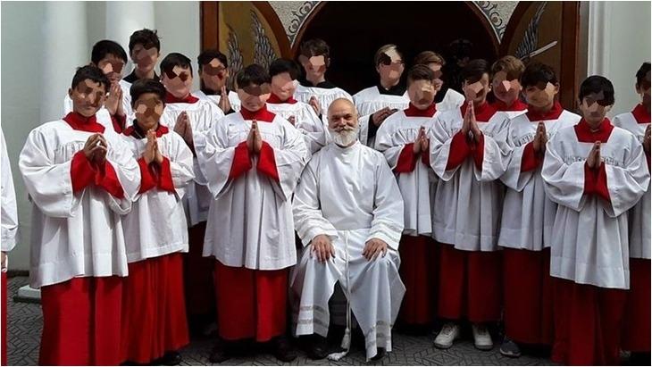 No descartan más denuncias contra el sacerdote Sidders por abuso sexual  en un colegio de La Plata