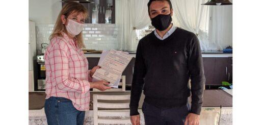 """""""El hostel de la abuela"""" es el primer emprendimiento que se inscribió en el nuevo Registro Único de Alojamientos de Oberá"""
