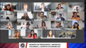 VIVO, Presupuesto 2021: el ministro Oscar Alarcón, ante los diputados misioneros