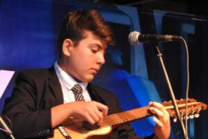 El joven músico Andresito de Lima abrirá el Circuito Espacios Culturales este sábado