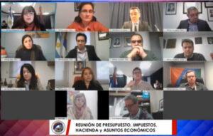 VIVO, Presupuesto 2021: Arrúa inicia una nueva semana de exposiciones en la Legislatura Misionera