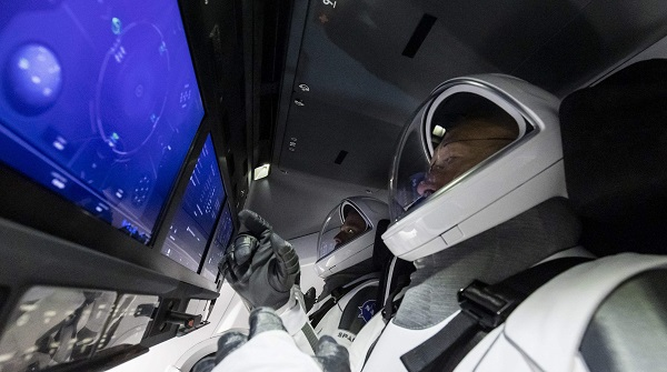 Estados Unidos: los astronautas de SpaceX regresaron a la Tierra, después de dos meses en el espacio