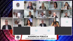Parlamento misionero: realizaron audiencias públicas para designaciones en la Justicia