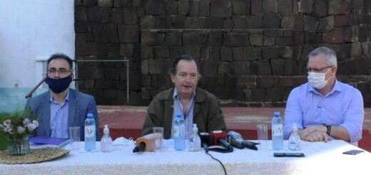 Conflicto en el transporte público: empresarios de la EUTA brindaron una conferencia de prensa