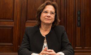 """Reforma judicial: """"El objetivo es dar un mejor servicio de Justicia para la comunidad"""", dijo María del Carmen Battaini"""