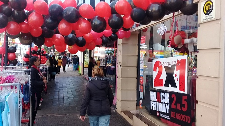 Desde la Cámara de Comercio de Posadas ratificaron la decisión de mantener las fronteras cerradas y anticiparon un nuevo Black Friday para septiembre